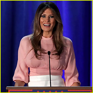 Melania Trump Vows to Fight Cyberbullying if She's First Lady