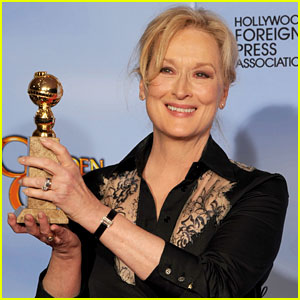Meryl Streep Will Receive Cecil B. DeMille Award at Golden Globes 2017