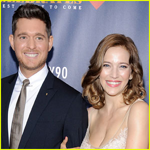 Michael Buble's Sister-in-Law Says Noah Doesn't Have Leukemia