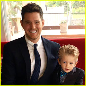 Michael Buble's Son Has Liver Cancer & Has Started Chemotherapy