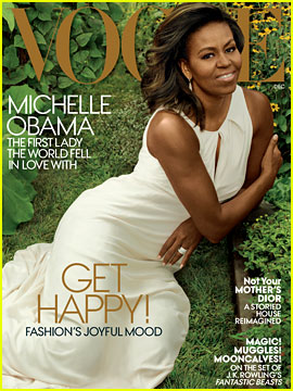 Michelle Obama Covers 'Vogue,' Discusses Final Days as First Lady