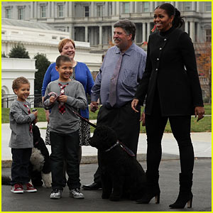 Michelle Obama Gets Real About Life With Teenagers!
