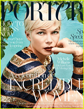 Michelle Williams: I Didn't Expect to Be Dating at 36 with an 11-Year-Old