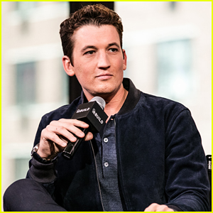 Miles Teller Took On 'Bleed For This' So He Could 'Evolve'!