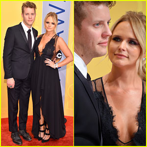 Miranda Lambert & Boyfriend Anderson East Couple Up at CMA Awards 2016!