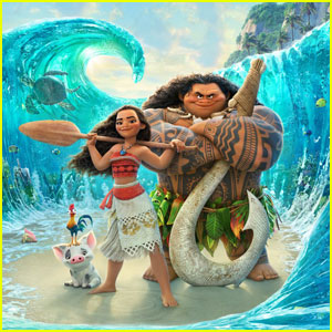 'Moana' Splashes in With Massive $81.1 Million Box Office Debut