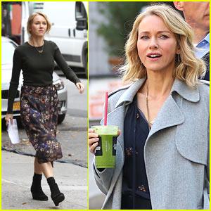 Naomi Watts is Working Hard on New Netflix Series 'Gypsy'