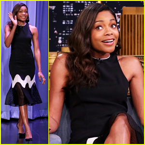 VIDEO: Naomie Harris Reveals That Will Smith Invited Himself Over To Dinner At Her Family's House