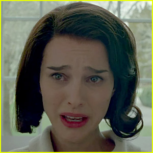 Natalie Portman Breaks Down in Emotional 'Jackie' Movie Trailer