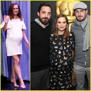 Natalie Portman Is Not As Pregnant As She Looks: 'I Have Months To Go!'