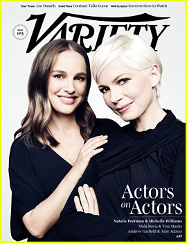 Natalie Portman & Michelle Williams Chat About Being Child Actors