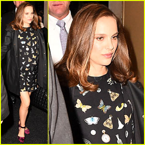 VIDEO: Natalie Portman Discusses Tackling Iconic Role in 'Jackie'