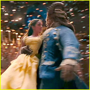 VIDEO: New 'Beauty & The Beast' Trailer is So Magical!
