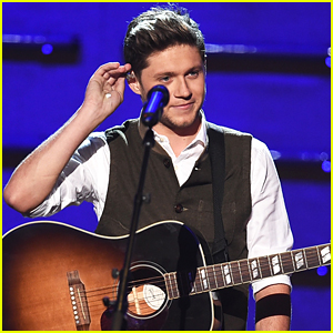VIDEO: Niall Horan Performs 'This Town' at AMAs 2016