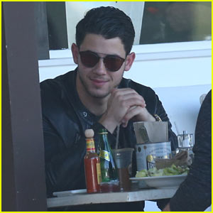 Nick Jonas Almost Wasn't Allowed to Vote in the Election!