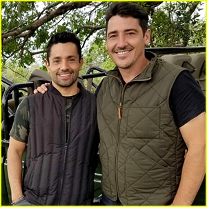 NKOTB's Jonathan Knight Is Engaged to Harley Rodriguez!