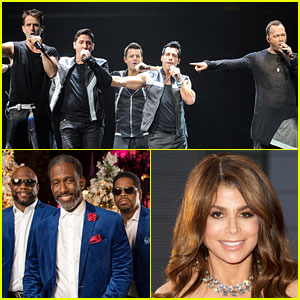 New Kids on the Block, Paula Abdul, & Boyz II Men Announce Summer Tour - Dates & Venues!