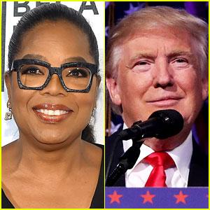Oprah Winfrey on President-Elect Trump: 'Hope Is Still Alive'