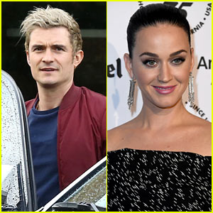 Orlando Bloom & Katy Perry Protest Dakota Access Pipeline: 'Be on the Right Side of History'