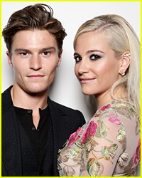 Pixie Lott Is Engaged to Longtime Boyfriend Oliver Cheshire!