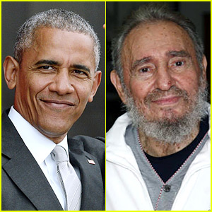 President Obama Releases a Statement on Fidel Castro's Death