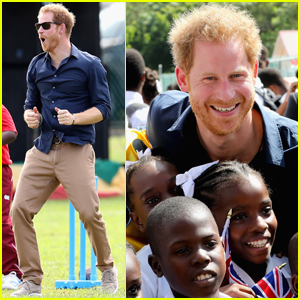 Prince Harry's Ship Broke Down on His Way to Grenada!