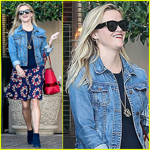 Reese Witherspoon Announces New Female-Driven Company 'Hello Sunshine'