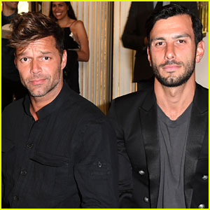 Ricky Martin Is Engaged to Partner Jwan Yosef!