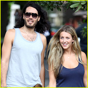 Russell Brand Reportedly Welcomes First Child!