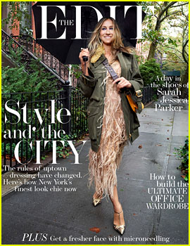Sarah Jessica Parker Has One 'Sex & the City' Regret