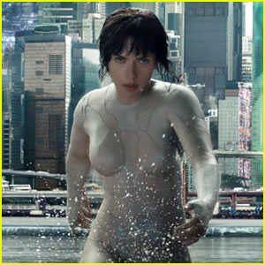 Watch Scarlett Johansson in New 'Ghost in the Shell' Teaser!