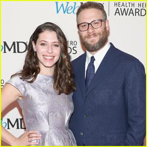 Seth & Lauren Rogen Honored at WebMD Health Hero Awards
