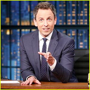 Seth Meyers Asks For Compassion From Trump Supporters In Powerful 'Late Night' Opening Monologue Speech! (Video)