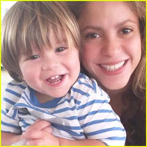 Shakira Reveals Son Sasha Was Ill & Doing Much Better Now