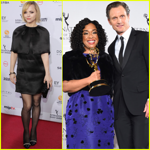 Shonda Rhimes Takes Home Founders Award at International Emmys