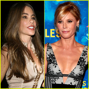 Sofia Vergara Responds to Julie Bowen Feuding Rumors