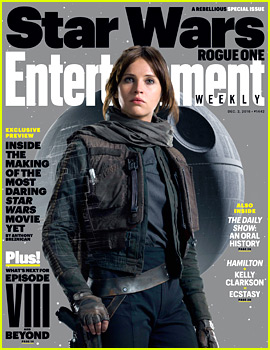 Star Wars' 'Rogue One' Covers 'EW,' New TV Spot Unveiled!