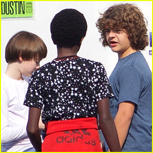 'Stranger Things' Cast Starts Shooting Season Two!