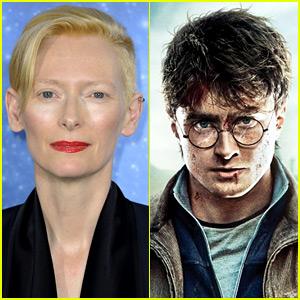 Tilda Swinton Explains Why She Doesn't Like 'Harry Potter'