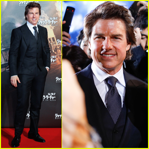 Tom Cruise Meets With Fans at 'Jack Reacher' Tokyo Premiere