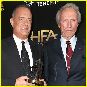 Tom Hanks Receives Hollywood Actor Award at Hollywood Film Awards 2016