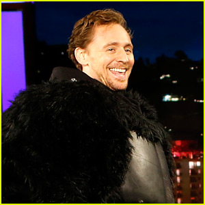 Tom Hiddleston Dresses Up in King Kong Suit for Jimmy Kimmel