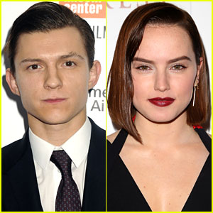 Tom Holland In Talks to Join Daisy Ridley in 'Chaos Walking'