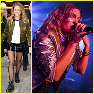 Tove Lo Performs 'Cool Girl' At BBC Radio 1's Live Lounge!