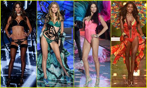 Victoria's Secret Fashion Show 2016 Models Lineup - All 51!