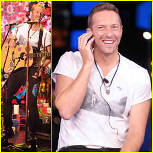 Video: Coldplay Perform 'Everglow' Live On 'Che Tempo Che Fa' - Watch!