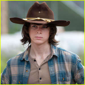 Is Carl Getting Killed Off 'Walking Dead'? Chandler Riggs' Mom Tells Fans 'Don't Overanalyze'