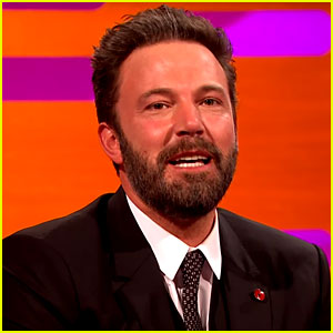 Watch Ben Affleck Turn Bright Red from This Childhood Video!