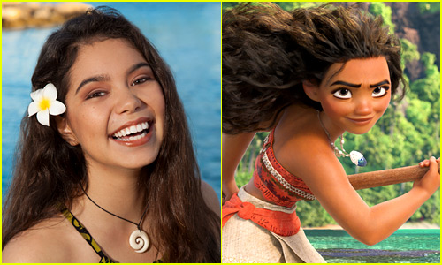 what nationality is moana