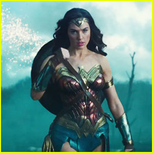 Gal Gadot's 'Wonder Woman' Trailer Released Online - Watch Now!